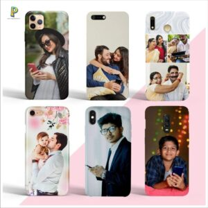 PERSONALIZED  MOBILE BACK COVER